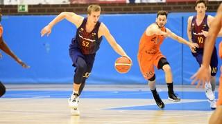 FC Barcelona Lassa B 76 - Actel Força Lleida 69 (LEB Or)