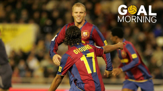 GOAL MORNING!!! Eidur Gudjohnsen vs Valencia !