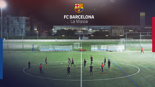 FC Barcelona pay tribute to the 'rondo'