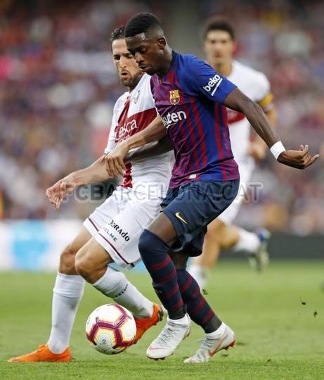 صور مباراة : برشلونة - هويسكا 8-2 ( 02-09-2018 )  97434768
