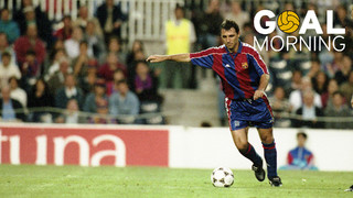 Goal Morning: Which goal does this one from Stoichkov remind you of?