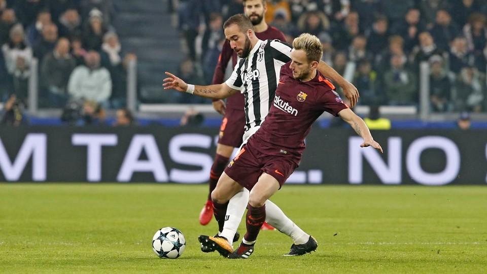 60934544 CRÓNICA: Juventus 0-0 Barcelona - Comunio-Biwenger
