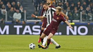Barça and Juve play to a scoreless draw in Turin, but it's enough to send the Catalans through to the knockout stages for the 14th season in a row
