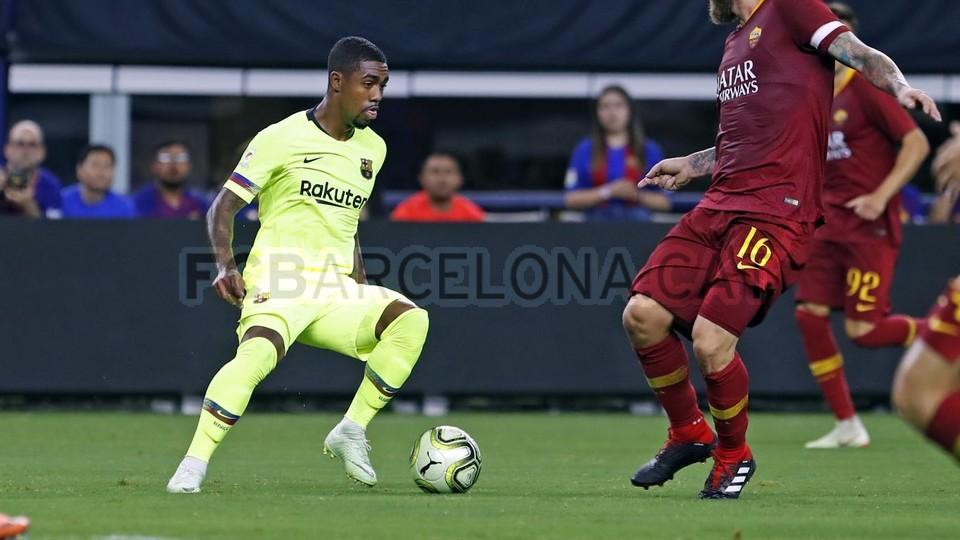 صور مباراة : برشلونة - روما 4-2 ( 01-08-2018 )  95179920