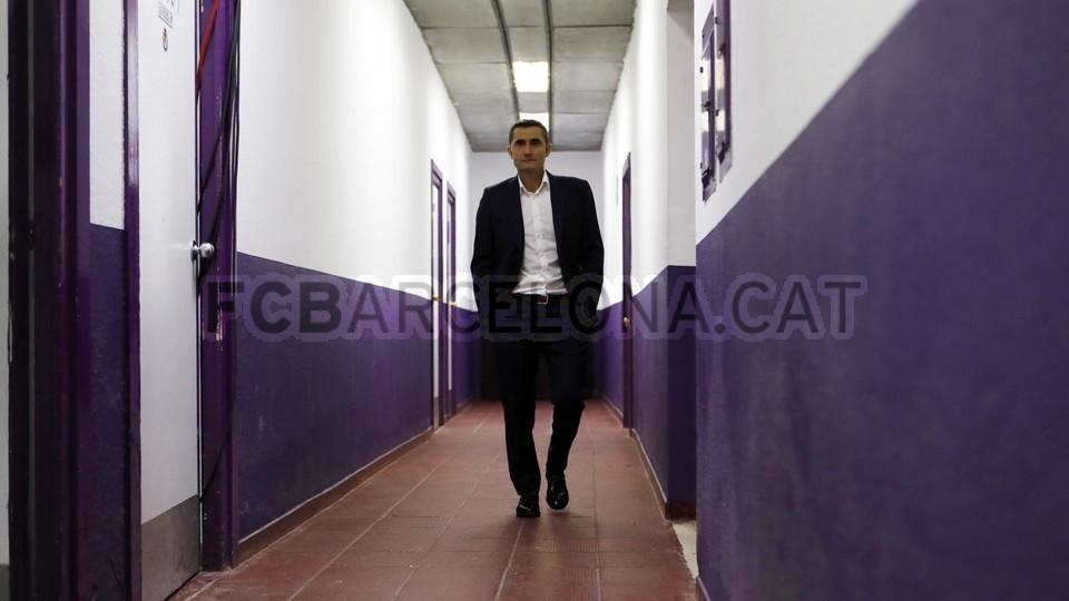 صور مباراة : بلد الوليد - برشلونة 0-1 ( 25-08-2018 )  96768401