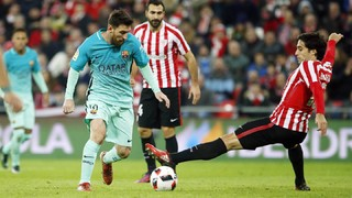 Athletic Club 2 - FC Barcelona 1