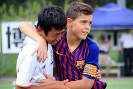 Nou gest de valors de l'Infantil B al Japó