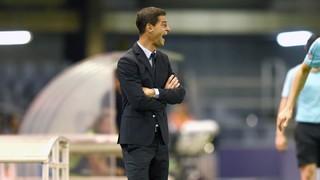 Gerard López valora el partit contra el Lugo