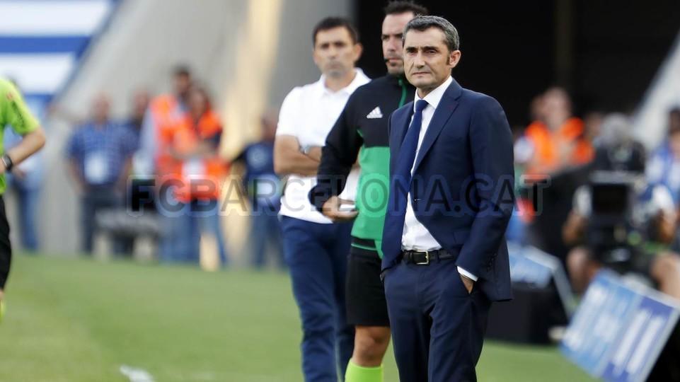 صور مباراة : ريال سوسيداد - برشلونة 1-2 ( 15-09-2018 ) 98507410