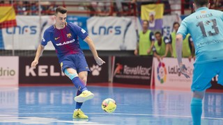 Movistar Inter - FC Barcelona Lassa: La mala suerte decide en Madrid (4-2)