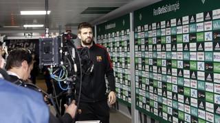 Le Barça a remporté une 'manita' sur la pelouse du Benito VIllamarin. Revivez ce succès sous un angle décalé avec les photos inédites