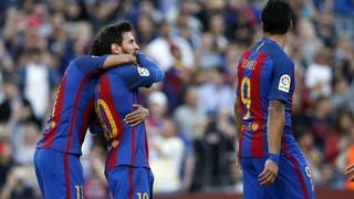FC Barcelona 4 - Vila-real 1