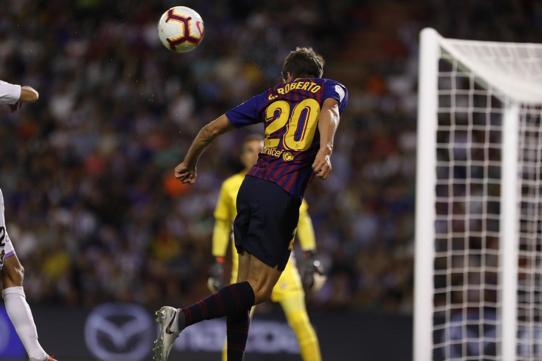 صور مباراة : بلد الوليد - برشلونة 0-1 ( 25-08-2018 )  96714899
