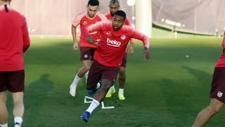 Ernesto Valverde names his eighteen players for the 9.00pm CET kick-off at Camp Nou on Wednesday