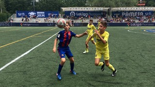 Top five La Masia goals from the weekend 24-25 June