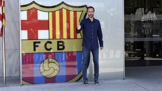 Aquest dijous, 22 de juny a les 21.00 h us oferim una entrevista en profunditat amb el nou entrenador del FC Barcelona Lassa.