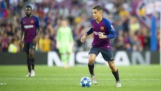 Coutinho analisou a atualidade esportiva do Barça em um evento publicitário da Nike, em Barcelona. Confira!