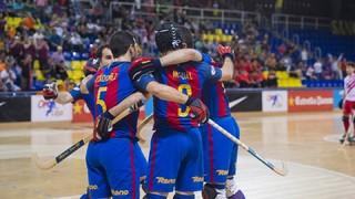FC Barcelona Lassa 4 - Vic 4 (OK Liga)
