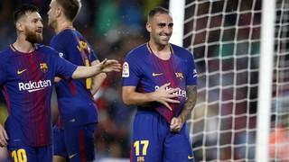 FC Barcelona 2 - Sevilla 1 (1 minute)