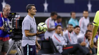 Valverde: 'We played really well for 75 minutes'