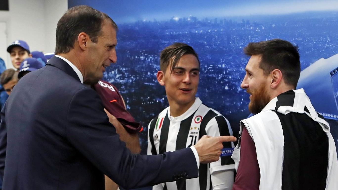 The best photos you haven't seen from Wednesday night's match in Turin