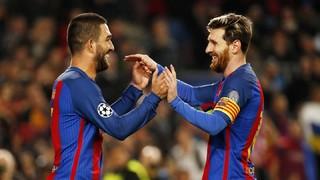 FC Barcelona 4 - Borussia Mönchengladbach 0