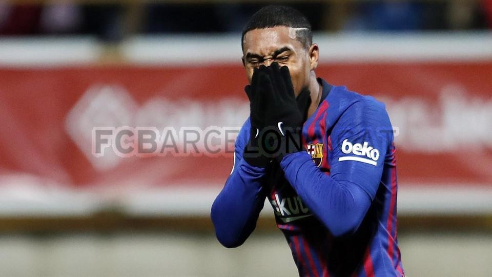 صور مباراة : كولتورال ليونيسا - برشلونة 0-1 ( 31-10-2018 ) كأس ملك إسبانيا 101944591