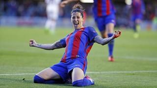 FC Barcelona 2 - Rosengard 0 (Women's Champions League)