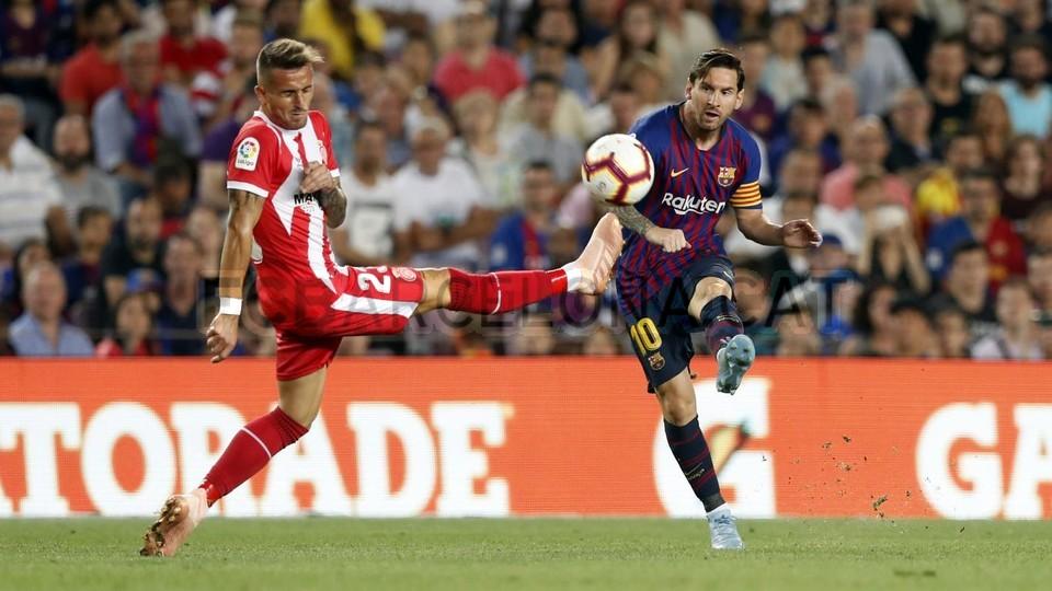 صور مباراة : برشلونة - جيرونا 2-2 ( 23-09-2018 )  99533839