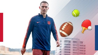 Secret Box: Thomas Vermaelen takes the challenge