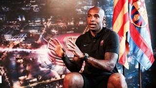 """Henry: """"El Barça es muy especial, me di cuenta cuando jugaba allí"""""""
