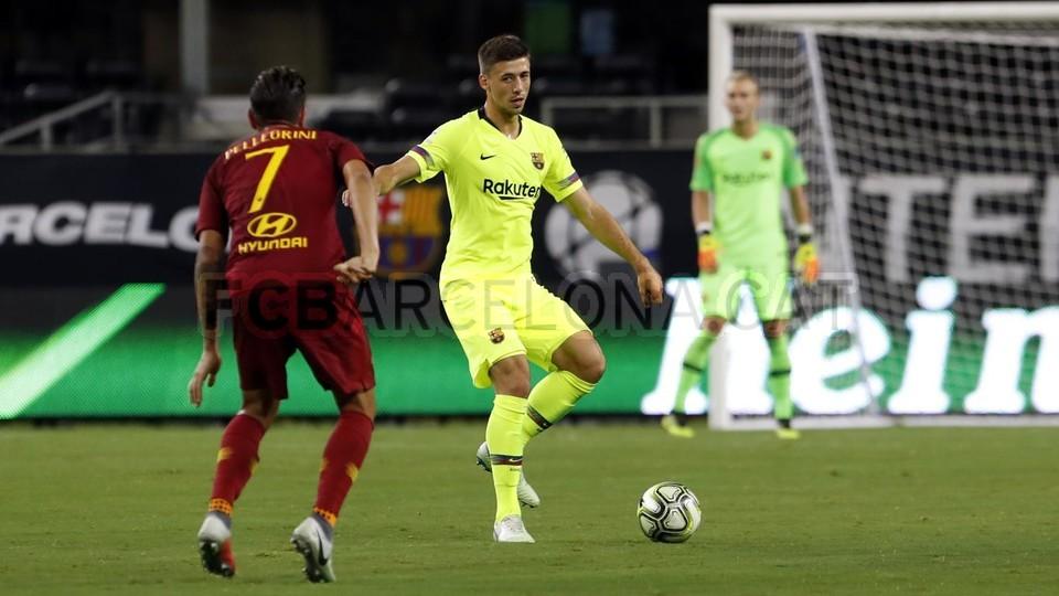 صور مباراة : برشلونة - روما 4-2 ( 01-08-2018 )  95179926