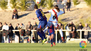 Rayo Vallecano 1-2 FC Barcelona: End-of-year leaders