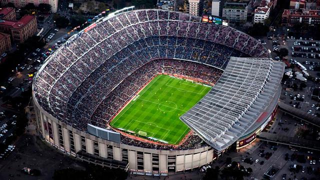 Barcelona Dapat Izin Renovasi Stadiun Mereka