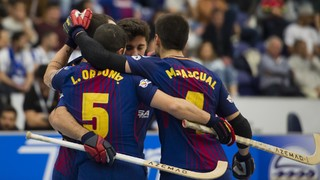 Reus Deportiu - Barça Lassa: Qualified for the final of the European League! (2-4)