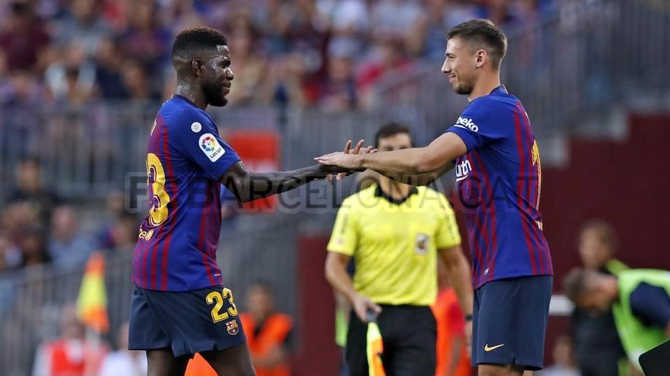 صور مباراة : برشلونة - هويسكا 8-2 ( 02-09-2018 )  97434775