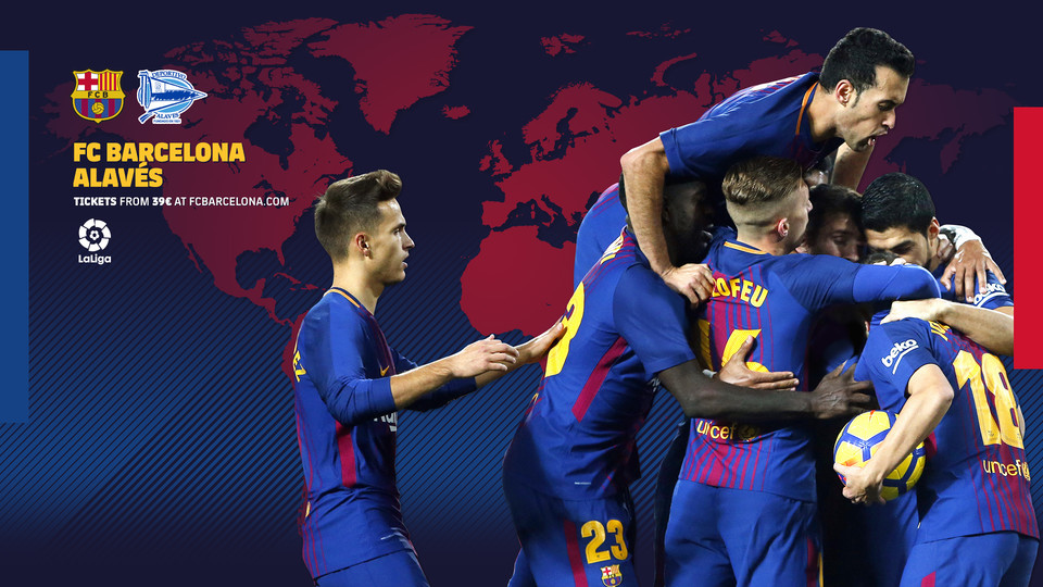 Image result for Barcelona vs Alavés pic