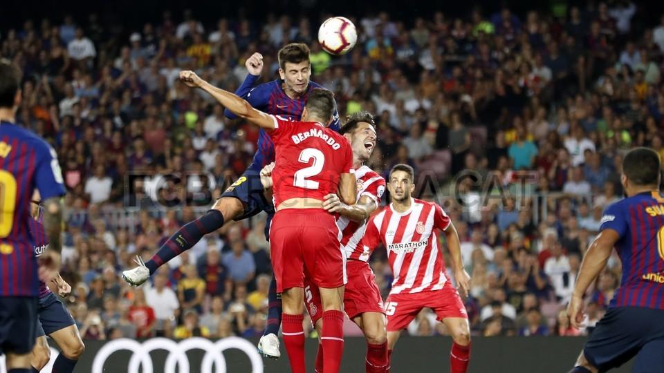 صور مباراة : برشلونة - جيرونا 2-2 ( 23-09-2018 )  99551639