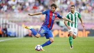 Barça take on Betis at the Camp Nou on Sunday, August 20 at 8.15pm CET