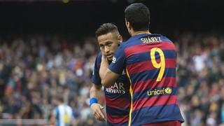 FC Barcelona 5 – Espanyol 0 (3 minutes)