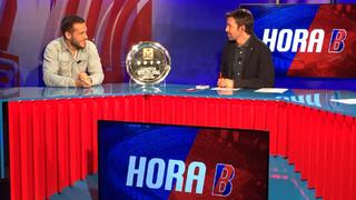 """Víctor Tomàs: """"Vam tirar d'orgull per aconseguir la Copa Asobal"""""""