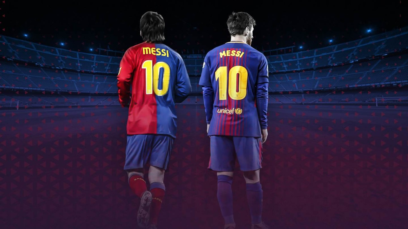 24 July marks the ten year anniverasy of Leo Messi wearing the FC Barcelona number 10 shirt for the first time. To celebrate, we look back at the history of the Argentinian's association with the number