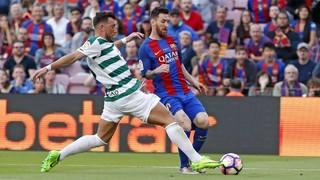 FC Barcelona 4 - Eibar 2