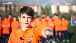 El guardó creat per l'Agrupació Barça Jugadors premia al jugador del primer equip del FC Barcelona amb més joc net
