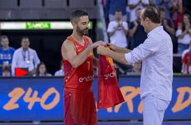 Navarro supera Epi i ja és el jugador amb més internacionalitats amb Espanya