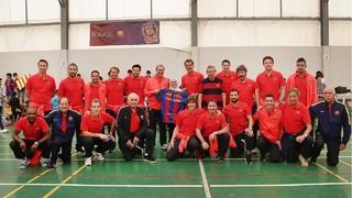 Barça Legends arrive at Lebanon