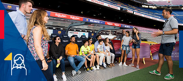 CAMP NOU GUIDED TOUR
