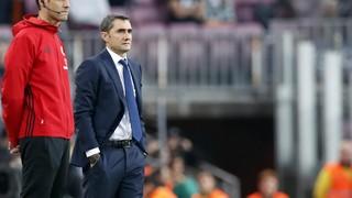 """Ernesto Valverde: """"Era una gran prova després del soroll del Clàssic"""""""
