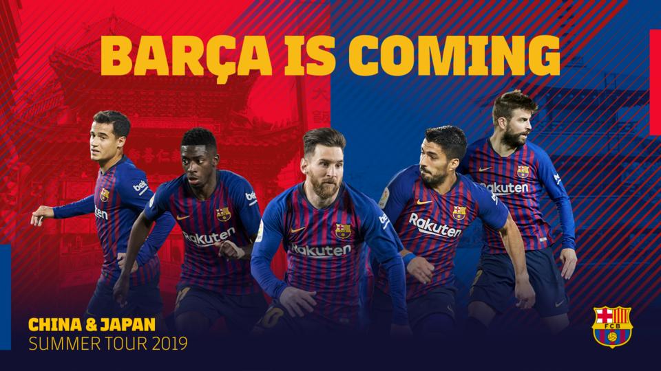 برشلونة يحل بالصين واليابان في الجولة الصيفية لعام 2019 101117594