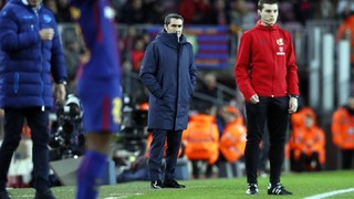 Ernesto Valverde: 'Comeback win is very important'